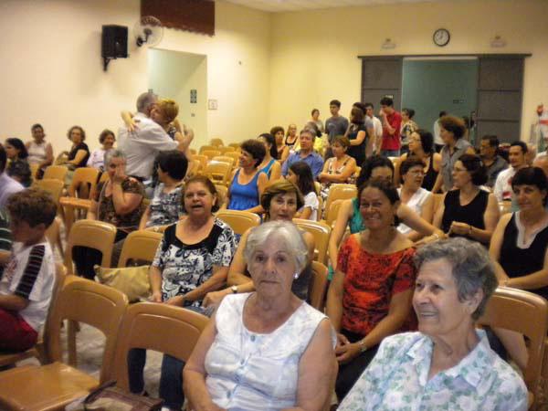 Você está vendo imagens do artigo: Fotos - CEAJ - Palestra do 77º Aniversário - Nov/09