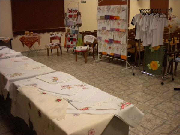 Você está vendo imagens do artigo: Fotos - CEAJ - Feira Beneficente de Artesanato - Nov/09
