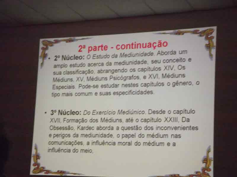 Você está vendo imagens do artigo: Fotos da Palestra de Júlia Nezu em 30/04/11