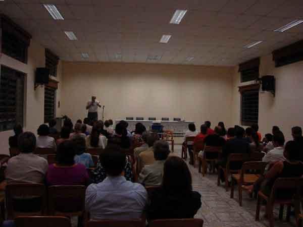 Você está vendo imagens do artigo: Fotos - CEAJ - 55ª Semana Espírita de Jacareí - Set/09