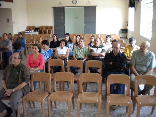 Você está vendo imagens do artigo: Fotos do Seminário sobre Mediunidade - Set/10